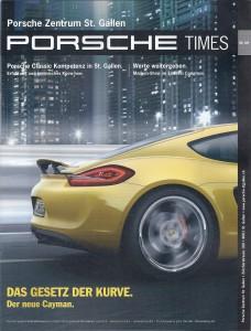 Titelseite Porsche Times 3_2012