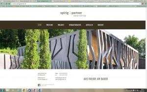 website spirig partner