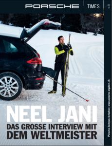 Texte für Porsche Kundenmagazin
